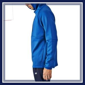 Russell Athletic Shirts - Pullover Athletic Thermaforce Flex Hoodie